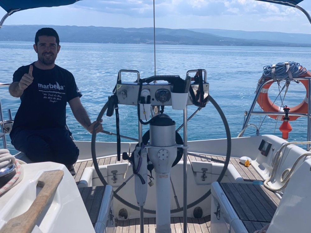Rental Sailboat in Marbella - Jeanneau Sun Charm 39