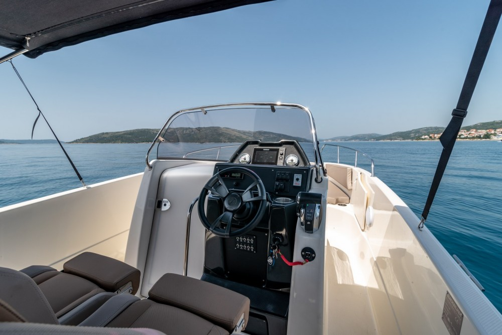 Rental yacht Trogir - Quicksilver Activ 755 Open on SamBoat