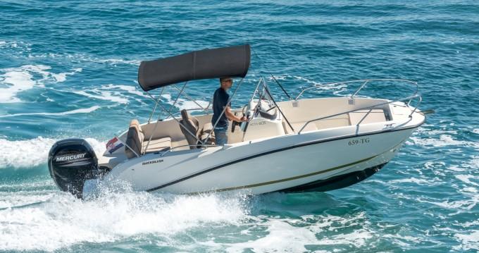 Boat rental Split cheap Activ 605 Open