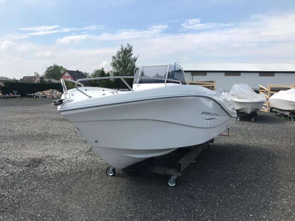 Rental Motorboat in Los Alcázares - Oki Boats Barracuda 545