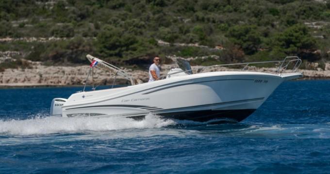 Boat rental Jeanneau Cap Camarat 7.5 CC in Trogir on Samboat