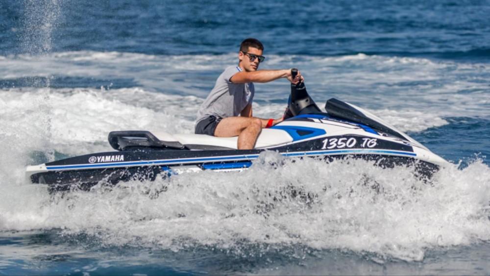 Rent a Yamaha VX DeLuxe Trogir