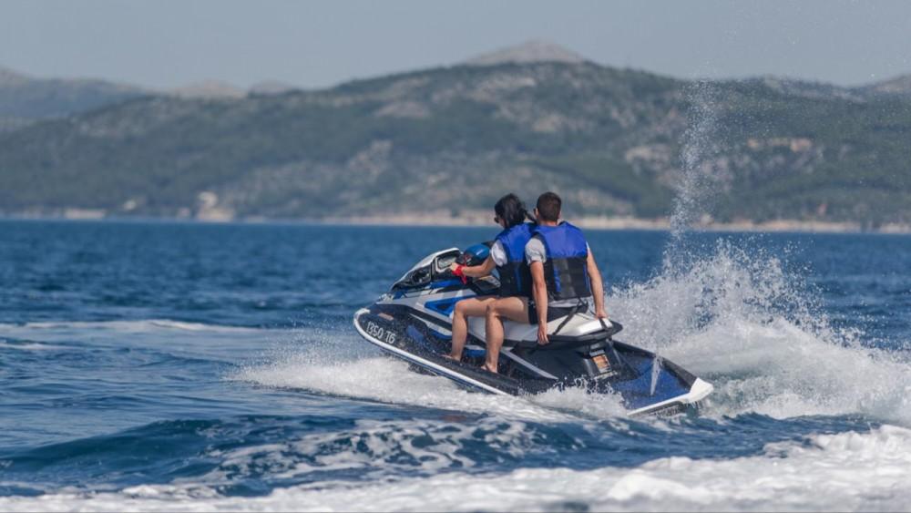 Rental Jet Ski in Trogir - Yamaha VX DeLuxe