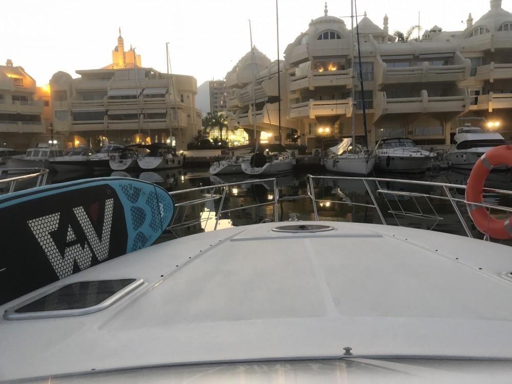 Boat rental Benalmádena cheap Smeraldo 37