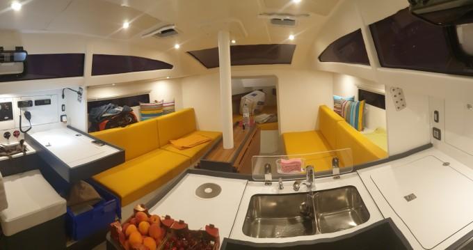 Boat rental Fora Marine RM1070 in Port-Camargue on Samboat