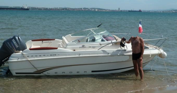 Boat rental Jeanneau Leader 545 in Longeville-lès-Metz on Samboat