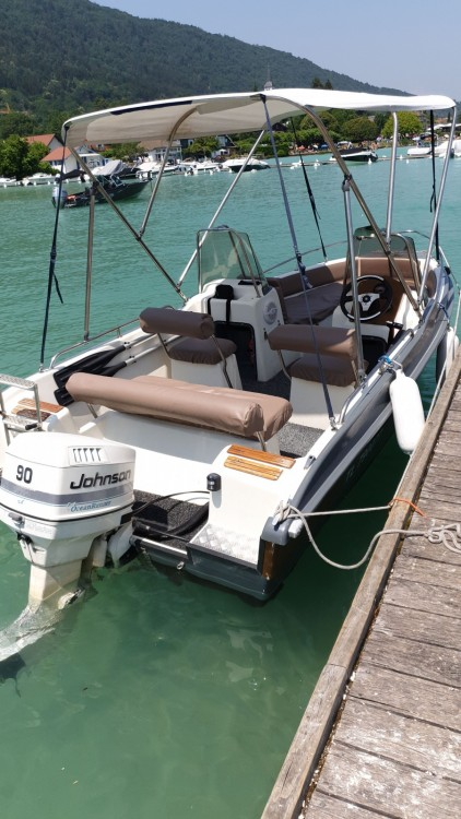 Hire Motorboat with or without skipper Ultramar Sciez