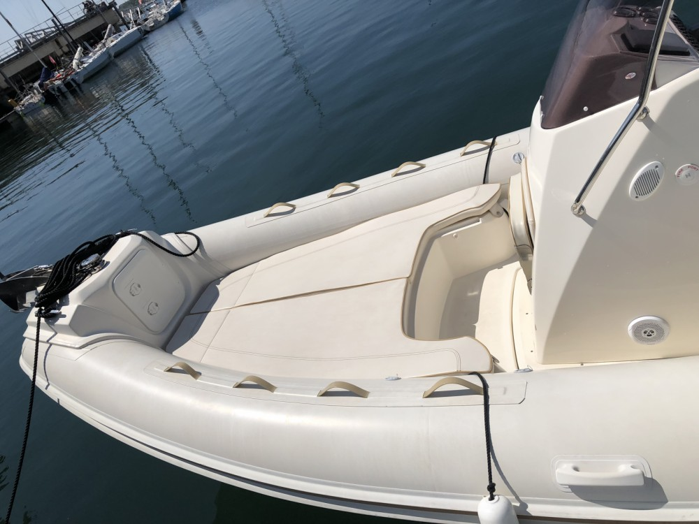 Rent a Nuova Jolly Prince 21 Lorient