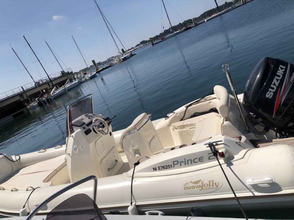 RIB for rent Lorient at the best price