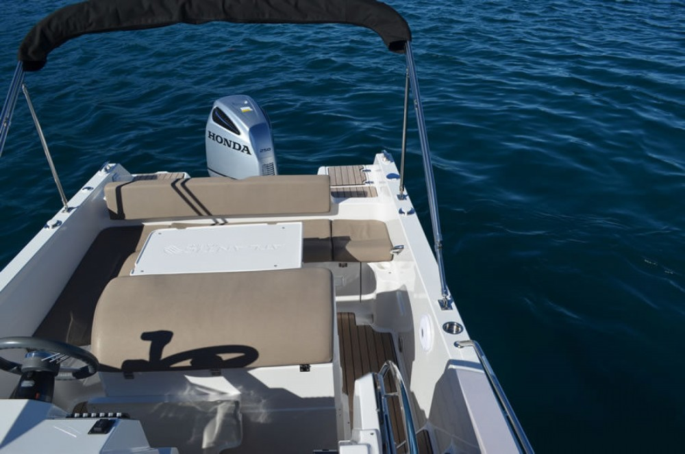 Hire Motorboat with or without skipper Atlantic Tribunj