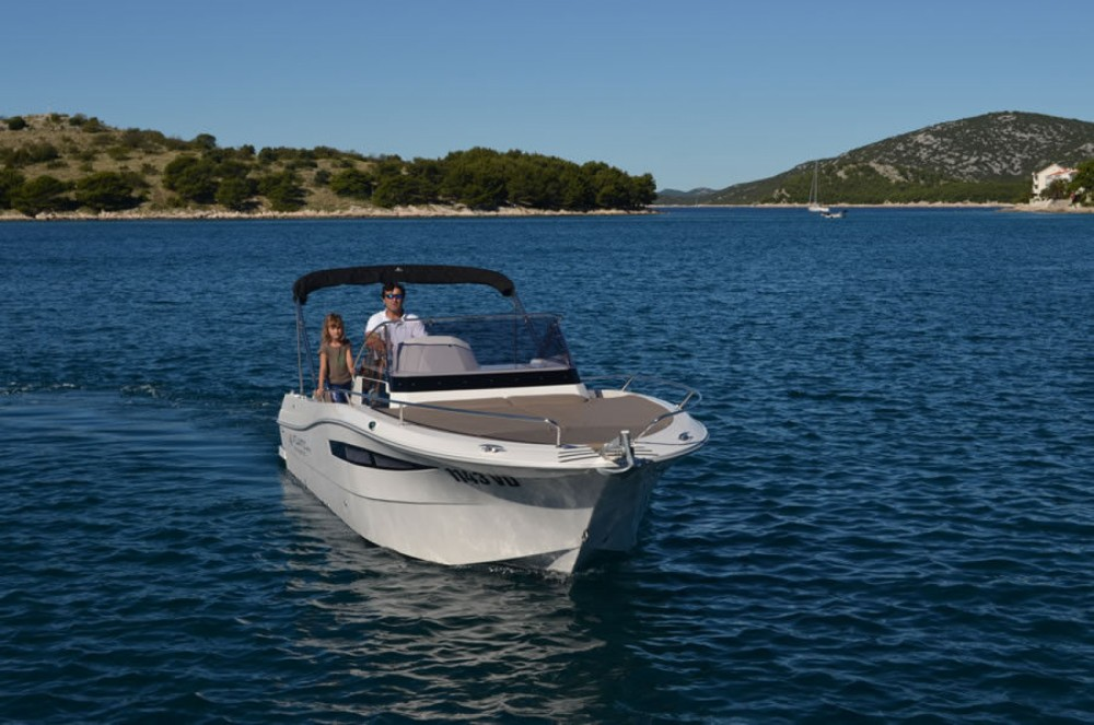 Boat rental Tribunj cheap 730 Sun Cruiser