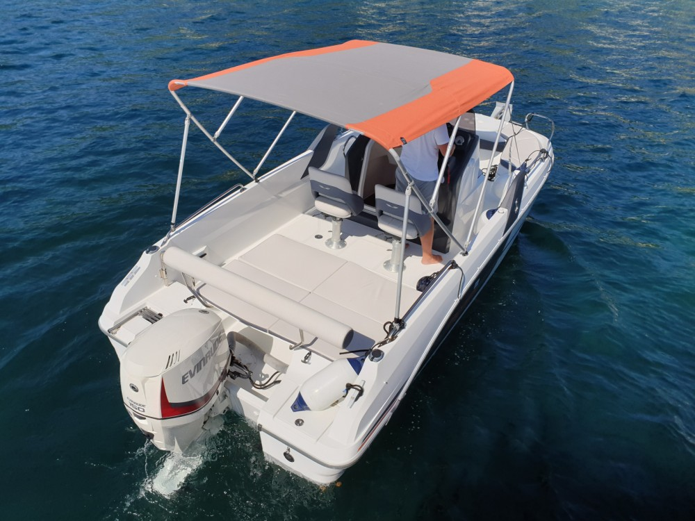 Rental yacht Opatija - Bénéteau FLYER 6.6 SPACEDECK on SamBoat
