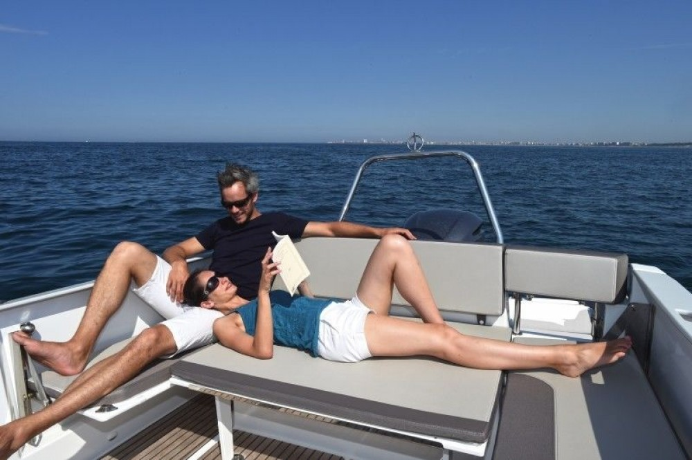 Boat rental Tribunj cheap Cap Camarat 7.5 WA Serie 2