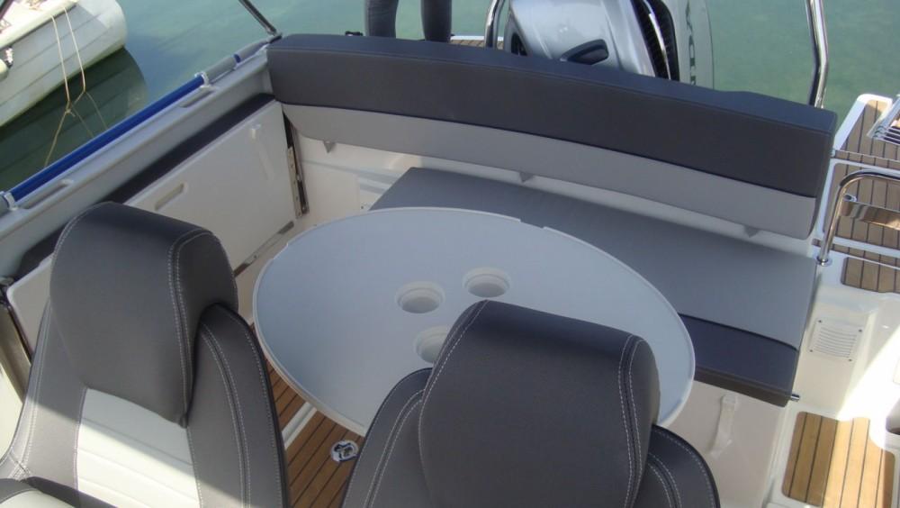 Rental Motorboat in Tribunj - Jeanneau Cap Camarat 7.5 WA Serie 2