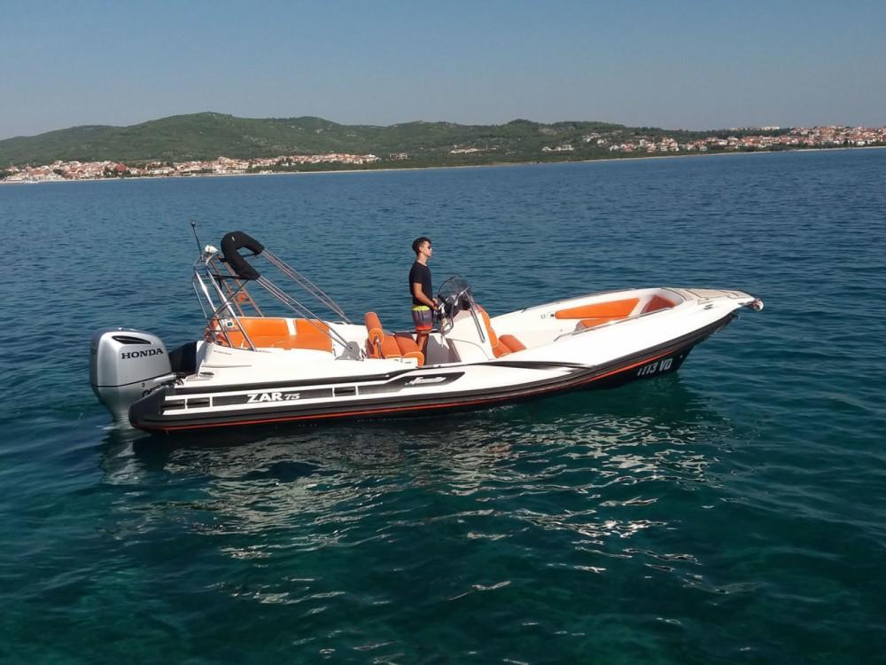 Rental yacht Tribunj - Zar Formenti Zar 75 on SamBoat