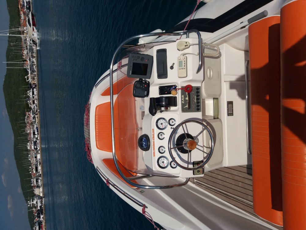 Hire Motorboat with or without skipper Zar Formenti Tribunj