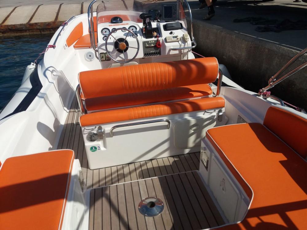 Rental Motorboat in Tribunj - Zar Formenti Zar 75