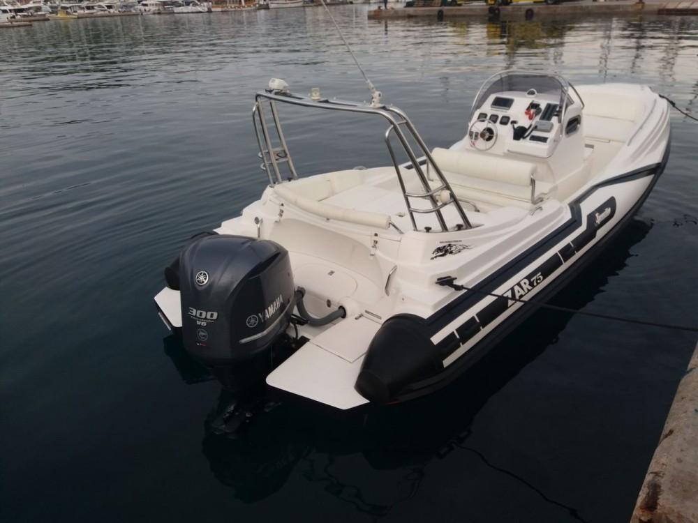 Boat rental Tribunj cheap Zar 75 plus