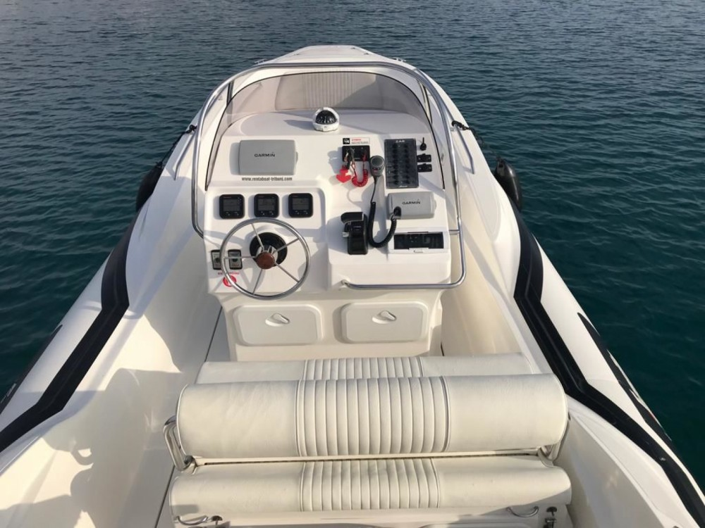 Rental yacht Tribunj - Zar Formenti Zar 75 plus on SamBoat