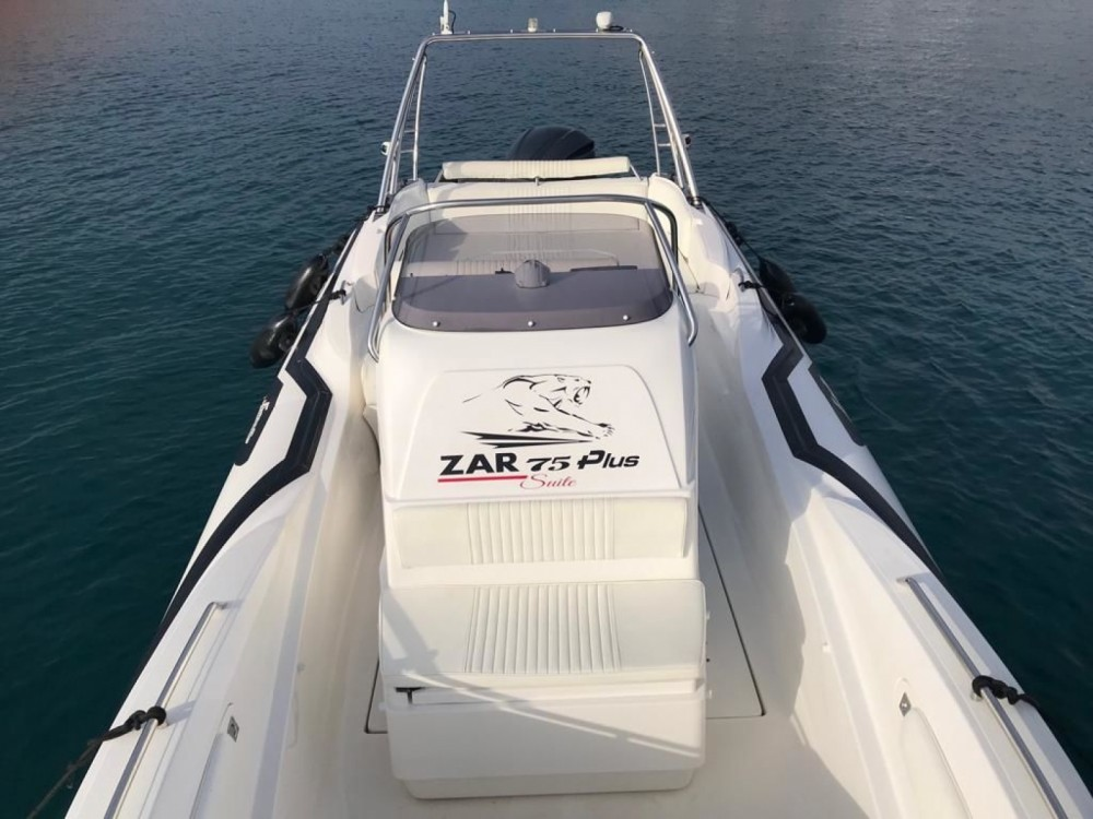 Motorboat for rent Tribunj at the best price