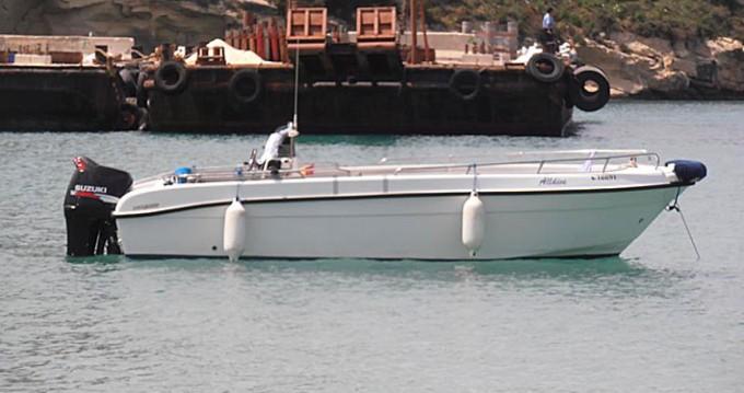 Boat rental Kalkara cheap Buccaneer 23