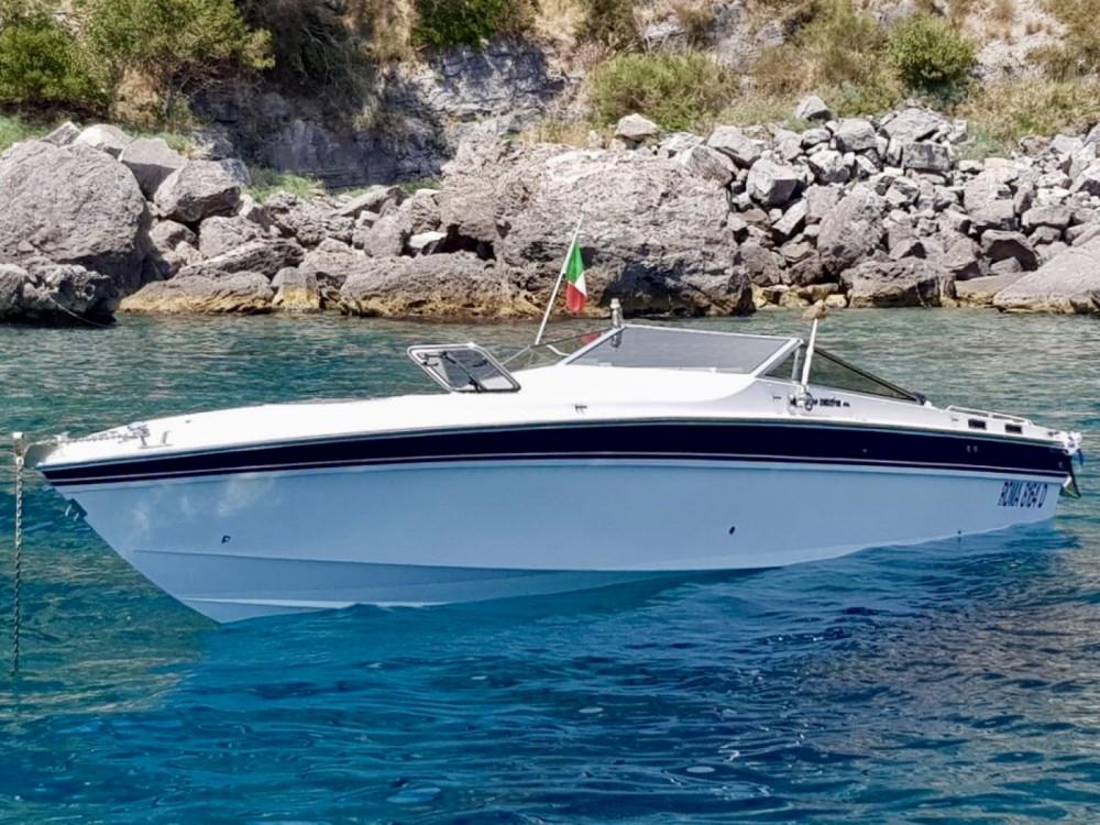 Boat rental Salerno cheap Shaft 34