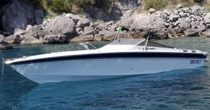 Rental Motorboat in Salerno - C&B Shaft 34