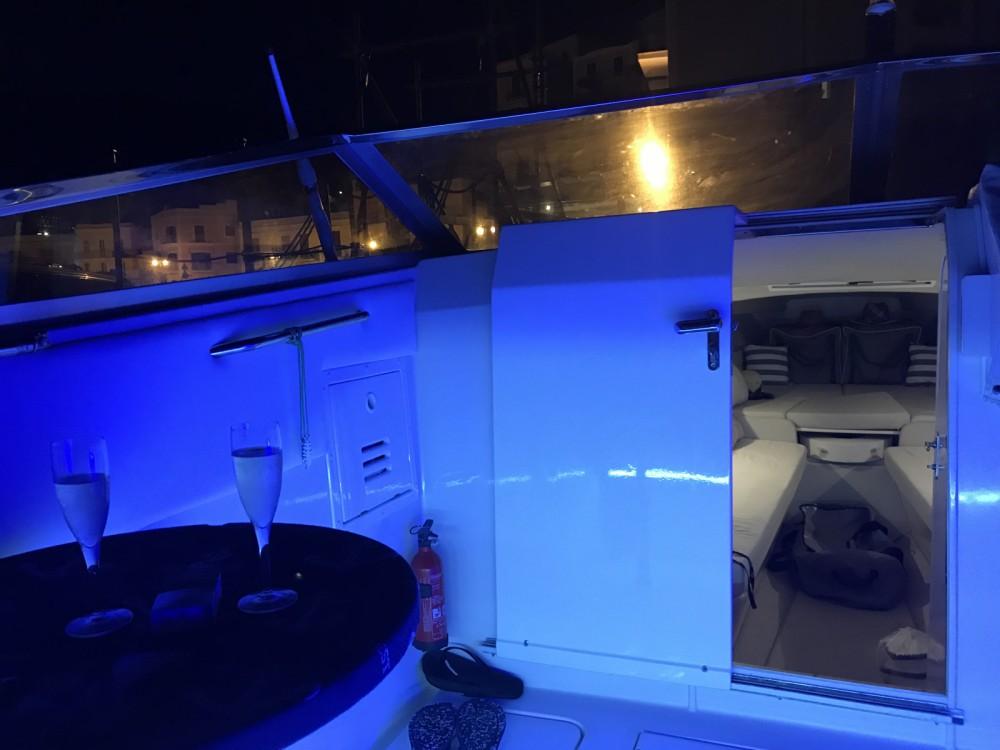 Rental yacht Salerno - C&B Shaft 34 on SamBoat