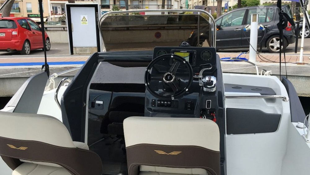 Boat rental Propriano cheap Flyer 6.6 SUNdeck