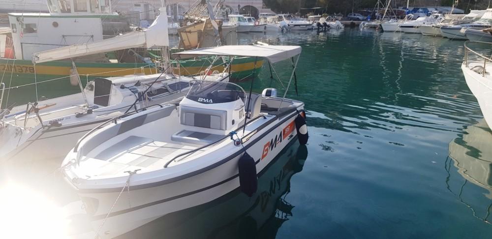 Boat rental Bordighera cheap BMA X199