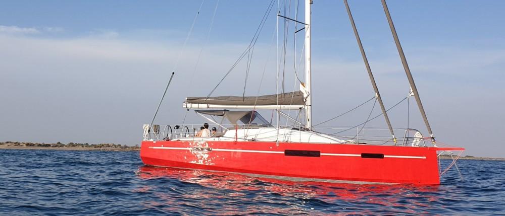 Rental Sailboat in Le Grau-du-Roi - Fora Marine RM1070