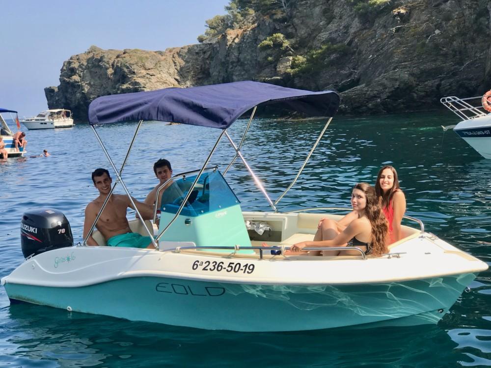 Rental yacht Roses - Eolo girasole on SamBoat