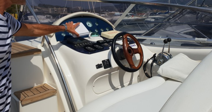 Hire Motorboat with or without skipper Rio Yachts Bormes-les-Mimosas