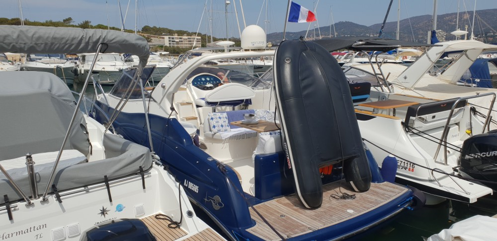 Boat rental Bormes-les-Mimosas cheap Rio 32 ART