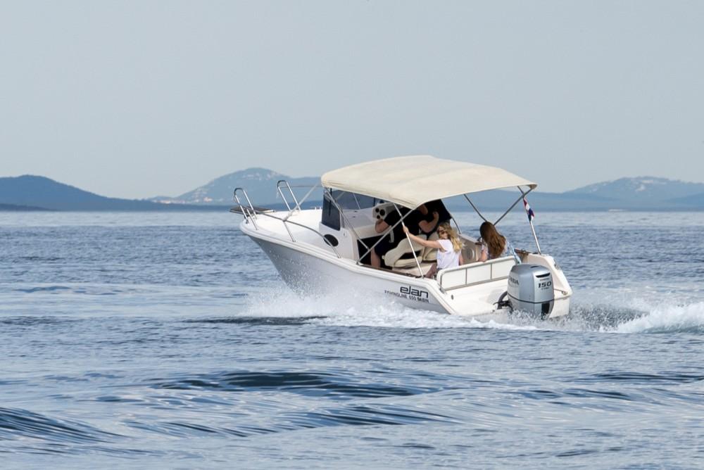 Elan Fishing 650 Cabin  between personal and professional Grad Zadar