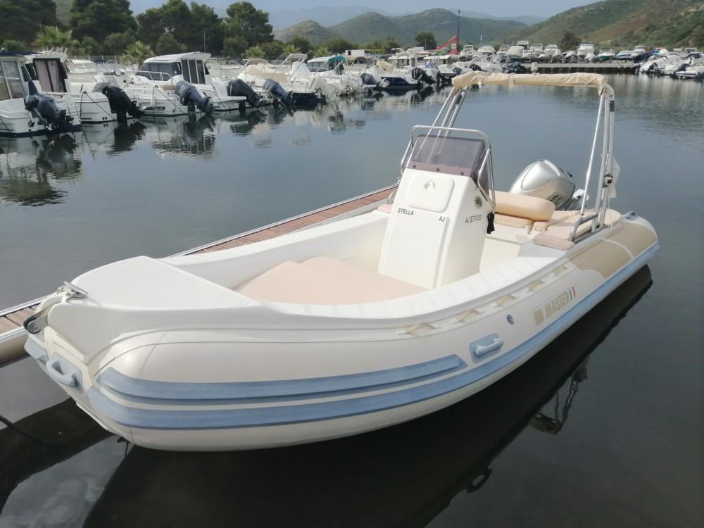 Rental yacht Saint-Florent - Master Gommoni 540 MAGNUM on SamBoat