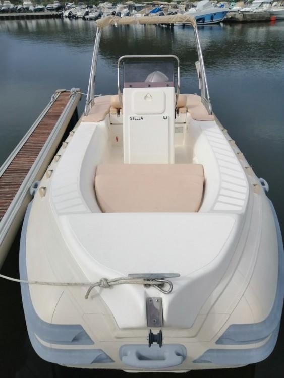 Boat rental Saint-Florent cheap 540 MAGNUM