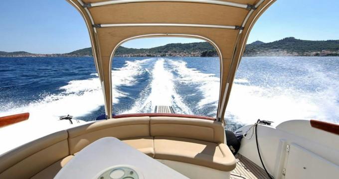 Boat rental Zadar cheap Prestige 34