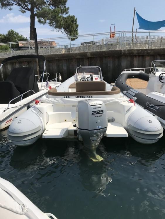 Boat rental Lège-Cap-Ferret cheap BSC 75