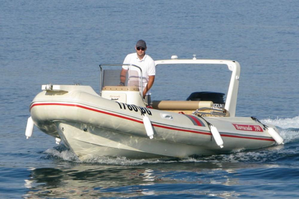 Barracuda Barracuda 590  between personal and professional Grad Biograd na Moru