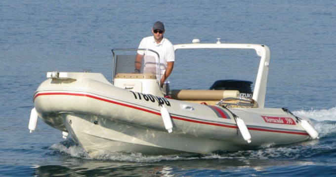Rent a Barracuda Barracuda 590  Biograd na Moru