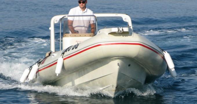 Boat rental Biograd na Moru cheap Barracuda 590