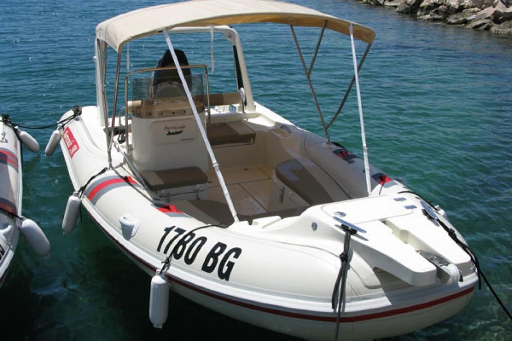 Rent a Barracuda Barracuda 590  Grad Biograd na Moru