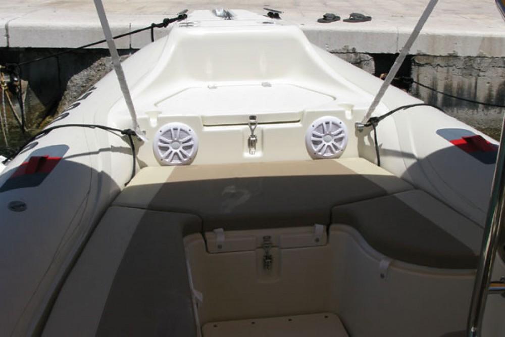 Boat rental Grad Biograd na Moru cheap Barracuda 590