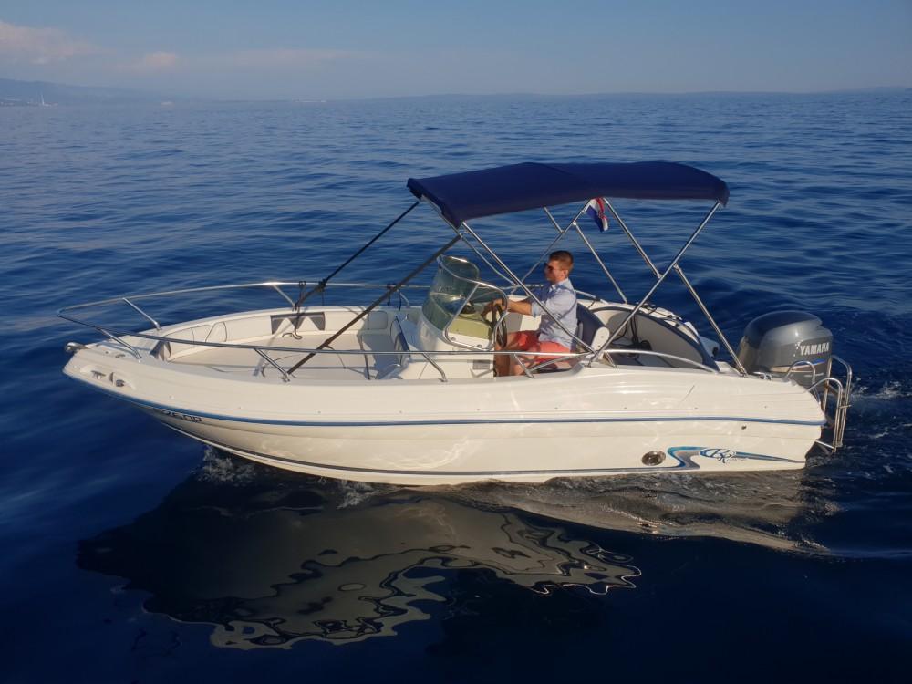 Boat rental Opatija cheap 18.20
