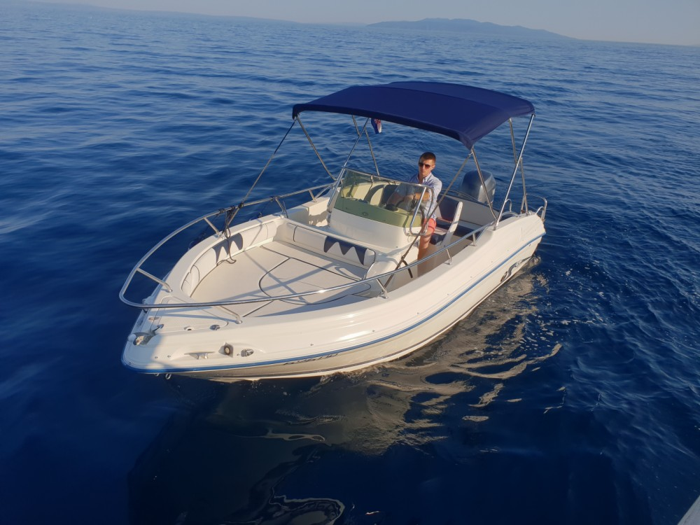 Hire Motorboat with or without skipper Rancraft Opatija