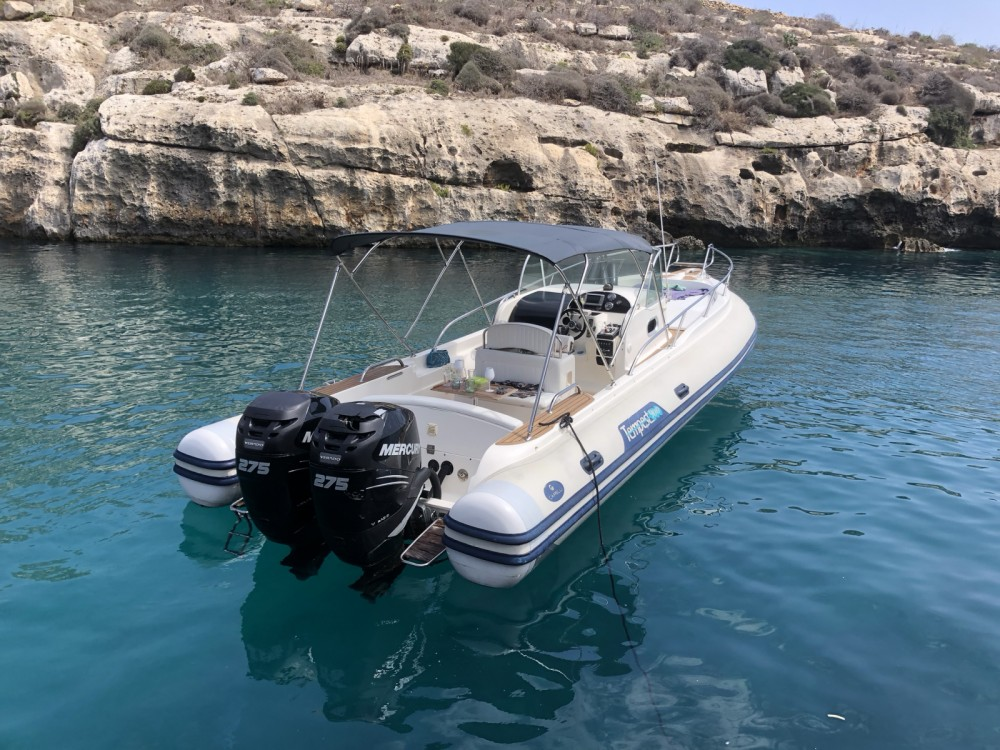 Capelli tempest 870 between personal and professional Valletta