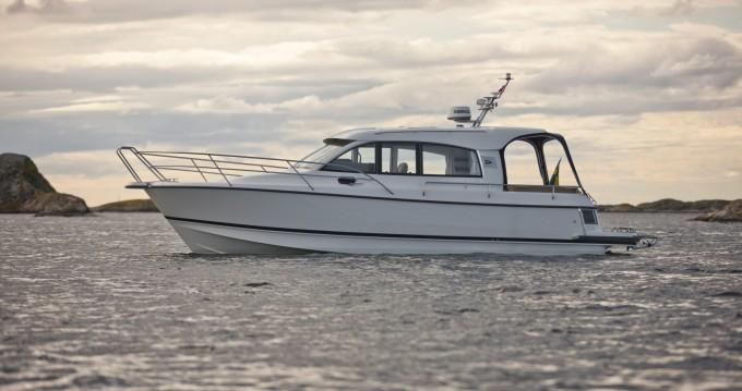 Boat rental Agde cheap 335 Coupé