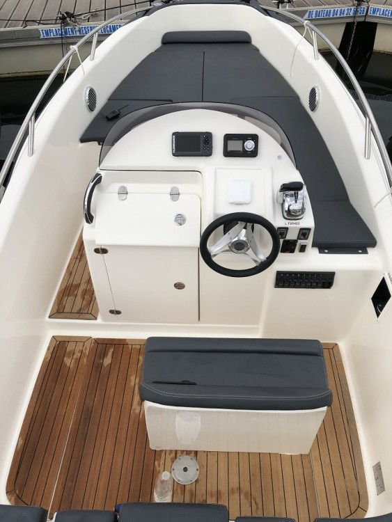 Rental yacht Bandol - Clear libra 650 open on SamBoat