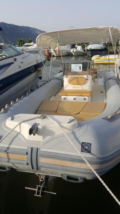 Rental RIB in Terracina - Bwa Seven Fifty